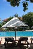 Groot Zwembad Royalty-vrije Stock Fotografie
