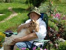 Grootmoeder-03 Stock Afbeeldingen