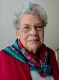 Grootmoeder Stock Foto's