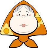 Grootmoeder (3) royalty-vrije illustratie