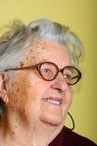 grootmoeder royalty-vrije stock foto