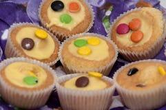 Grootmoeder` s eigengemaakte cakes Royalty-vrije Stock Foto