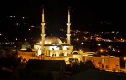 Grootste moskee Stock Afbeeldingen