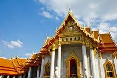 Grootste tempel in Thailand royalty-vrije stock fotografie