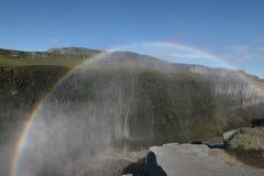 Grootste watervallen ter wereld Royalty-vrije Stock Foto's