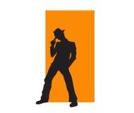 Groove_man Stock Photo