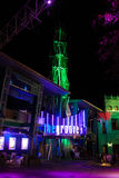 The groove in Orlando, Florida Stock Photos