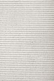 Groove paper. Gray horizontal groove paper background or texture Royalty Free Stock Photos
