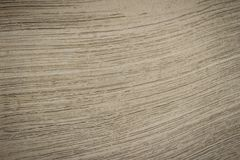 Grooved concrete road to increase adhesion strength surface befo Stock Images