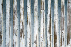 Grooved metal Royalty Free Stock Photography