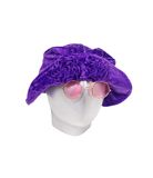 Groovy Leisure Flower Hat Royalty Free Stock Photo