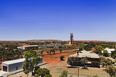 Grop för stad 2 för WA Kalgoorlie Royaltyfria Foton