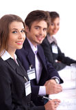 Gropu of business people Royalty Free Stock Photography