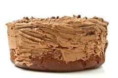 Gros gâteau réduit photos stock