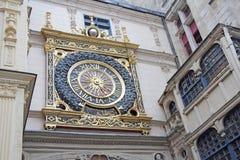 Gros horloge Stock Foto