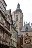 Gros-Horloge - Rouen - France Fotografia de Stock