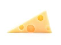 Gros morceau de fromage photos libres de droits
