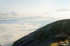 Gros Morne mountain Stock Image