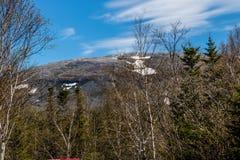 Gros Morne Mountain, Gros Morne National Park, Newfoundland, Can. Ada stock photo