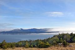 Gros Morne National Park. A view of the bay in Gros Morne National Park, Canada Royalty Free Stock Photos