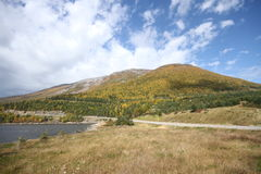 Gros Morne national park, Canada. View of Gros Morne National park Royalty Free Stock Images