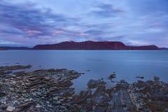 Gros Morne National Park in Neufundland lizenzfreies stockbild