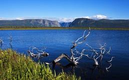 Gros Morne National Park, Terre-Neuve Images stock
