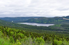 gros morne park narodowy Zdjęcia Stock