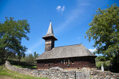 Grosii Noi Wooden Church Royalty Free Stock Photo