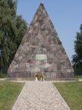 Grossbeeren-Pyramide Imagenes de archivo