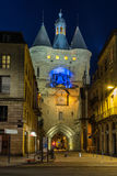 Grosse Cloche. The Gross Cloche in Bordeaux south west France Royalty Free Stock Photography
