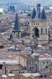 Grosse cloche ou Porte Saint-Eloi in Bordeaux Royalty Free Stock Photo