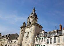 The grosse horloge, La Rochelle (France) Royalty Free Stock Image