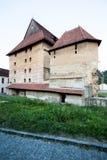 Grosse tour dans Bardejov, Slovaquie Photos libres de droits