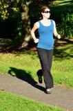 Grossesse - exercice de femme enceinte Photographie stock