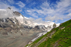 Grossglockner. National Park Hohe Tauern, Austria Royalty Free Stock Photography