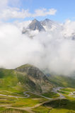 Grossglockner Alpine Road no.1 Stock Photo