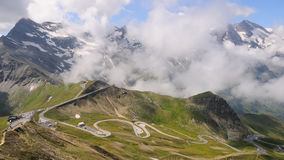 Grossglockner Alpine Road no.3 Royalty Free Stock Images