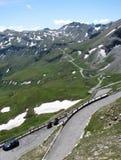 Grossglockner dans les Alpes Image libre de droits
