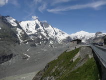 grossglockner de l'Autriche Photo stock