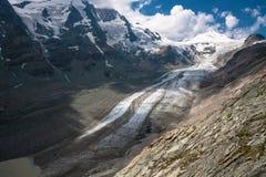 Grossglockner Glacier Stock Photo