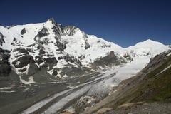 Grossglockner glacier Stock Image