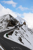 Grossglockner  high alpine road Royalty Free Stock Photography