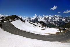Grossglockner High Alpine Road Stock Image