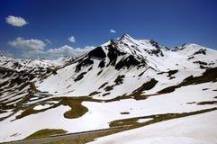 Grossglockner High Alpine Road Stock Images