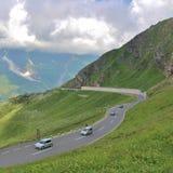 Grossglockner High Alpine Road, Austria Royalty Free Stock Images