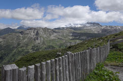 Grossglockner High Alpine Road, Royalty Free Stock Photography
