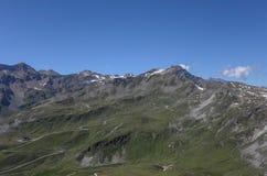 Grossglockner High Alpine Road, Royalty Free Stock Photo