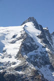 Grossglockner Highest Mountain In Austria 3.798m Stock Image