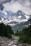 Grossglockner Royalty Free Stock Photos